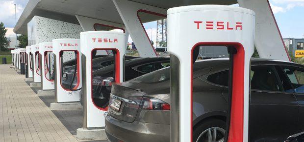 Supercharging ist beim Model 3 nicht mit drin