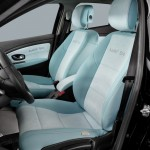 Innovative Sitzbezüge Elektroauto