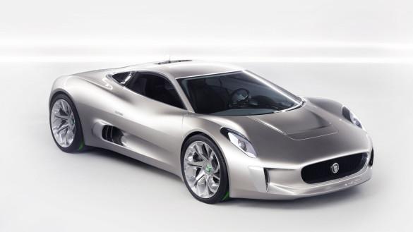 Jaguar C-X75 wird nicht in Produktion gehen