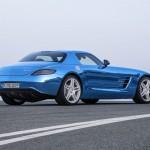 Mercedes-Benz SLS AMG Coupé Electric Drive