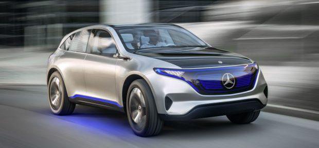 Daimler plant zehn Elektroautos bis 2022