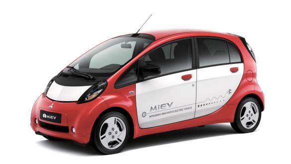 Mitsubishi ruft i-MiEV weltweit zurück