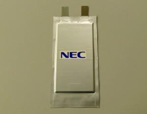 NEC Lithium-Ionen Zelle mit 200 Wh/kg