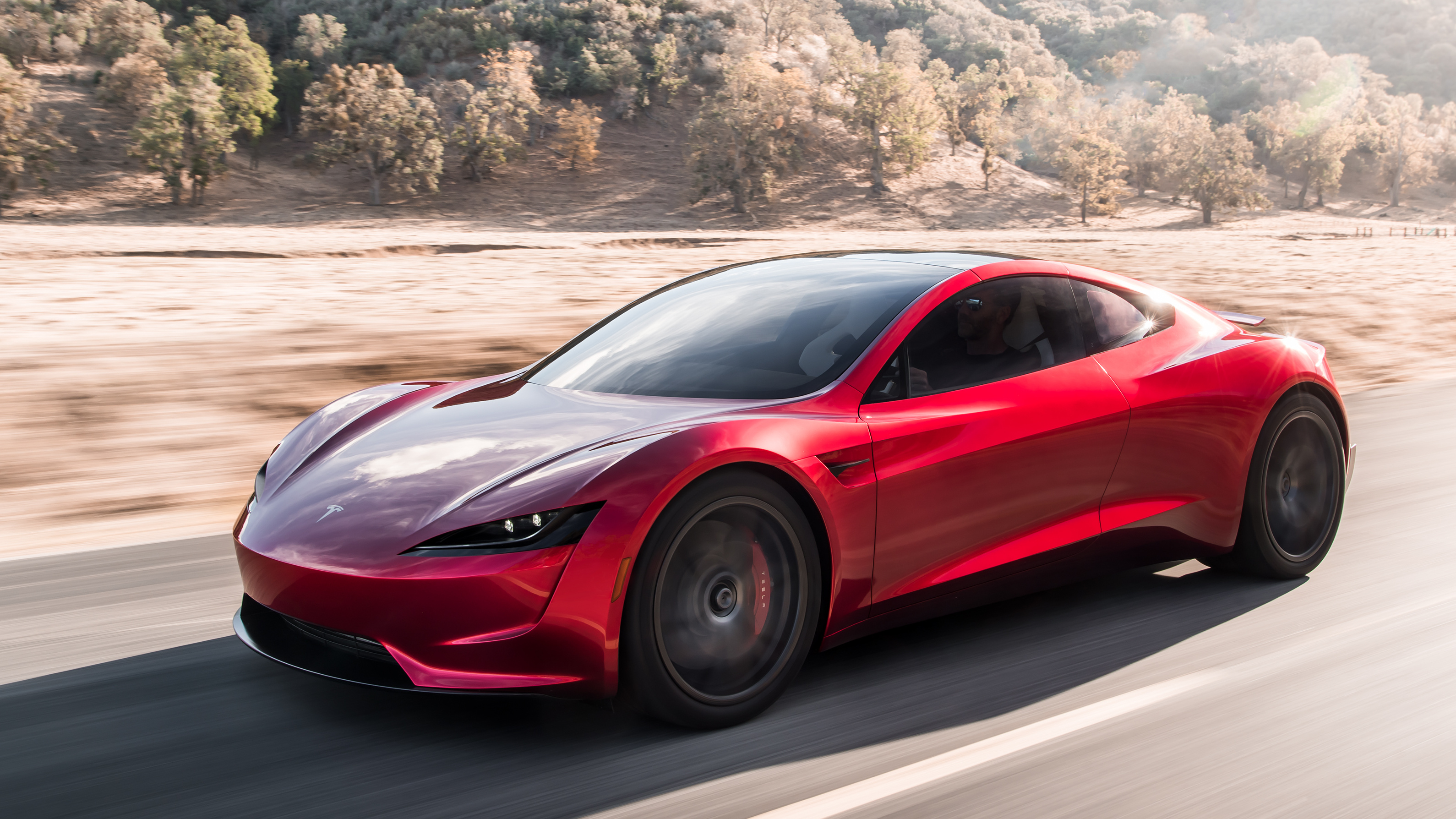 Neuer Tesla Roadster in 2020