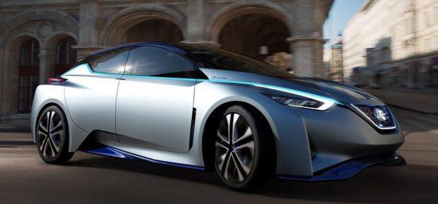 Abgelichtet: Die nächste Generation des Nissan Leaf