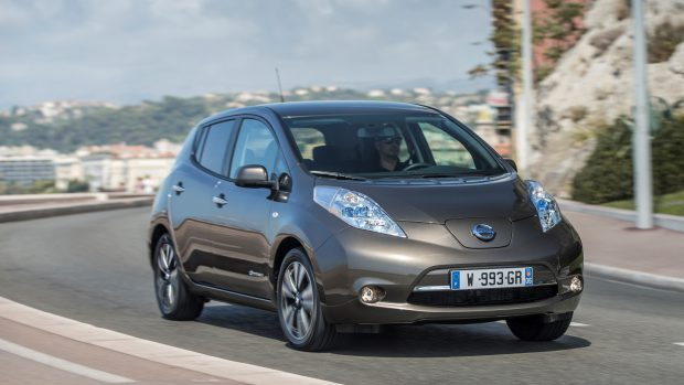Nissan Leaf 2016 30 kWh