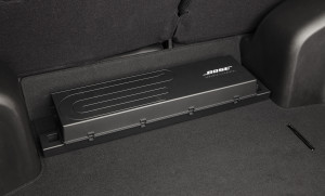 Nissan Leaf Bose