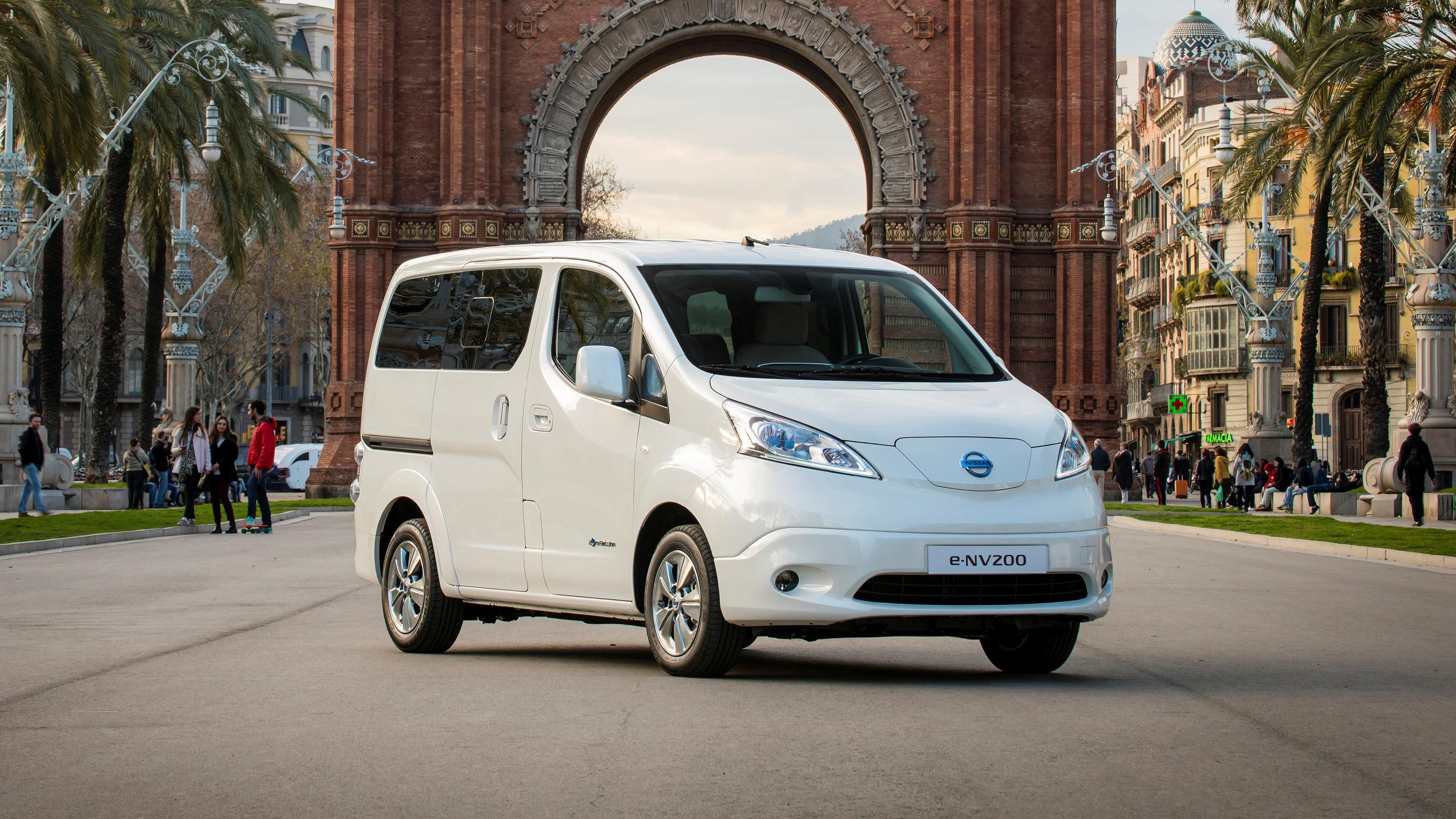 Nissan e-NV200: 40 kWh Batterie und 280 km Reichweite bestätigt