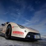 E-RA Weltrekord auf Eis
