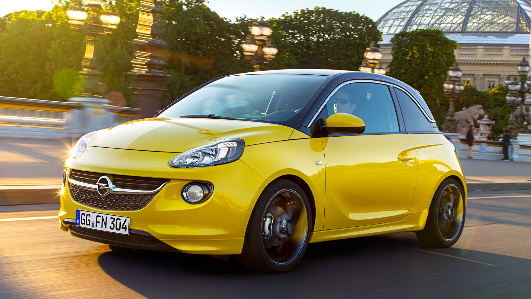 Opel Adam kommt nicht als Elektroauto