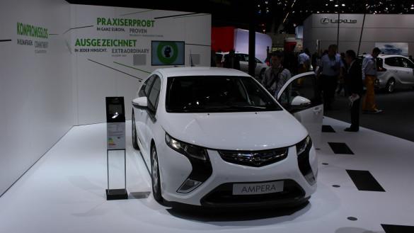Opel senkt den Preis für den Ampera deutlich