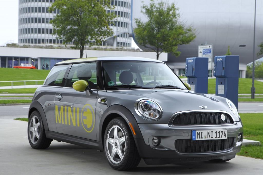 Testfahrer Mini E gesucht