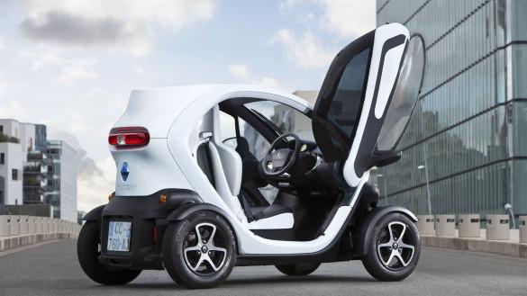 Rückrufaktion: Renault Twizy mit Problemen an der Bremse