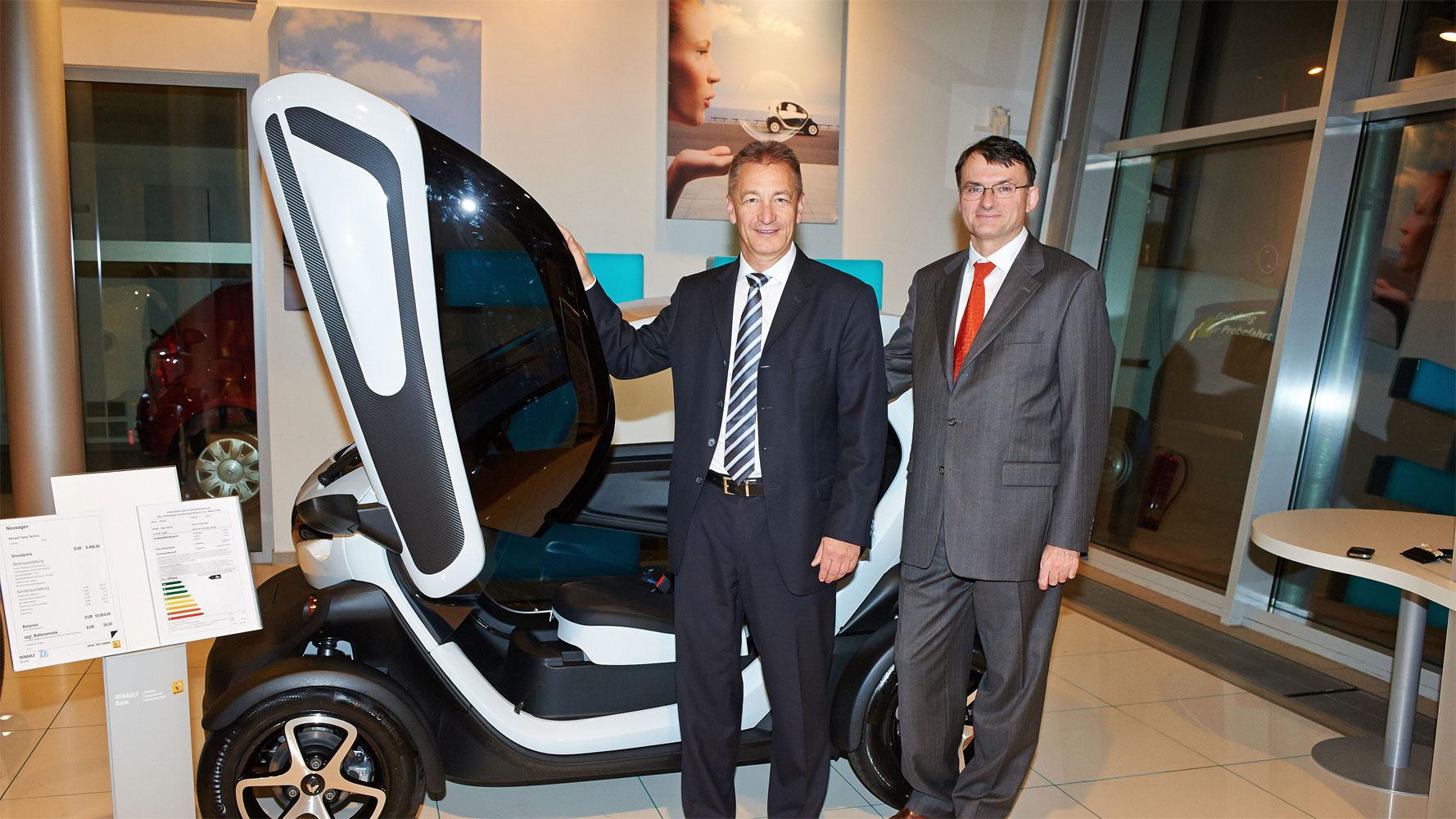 Elektroauto Leasing: Renault kooperiert mit ALD