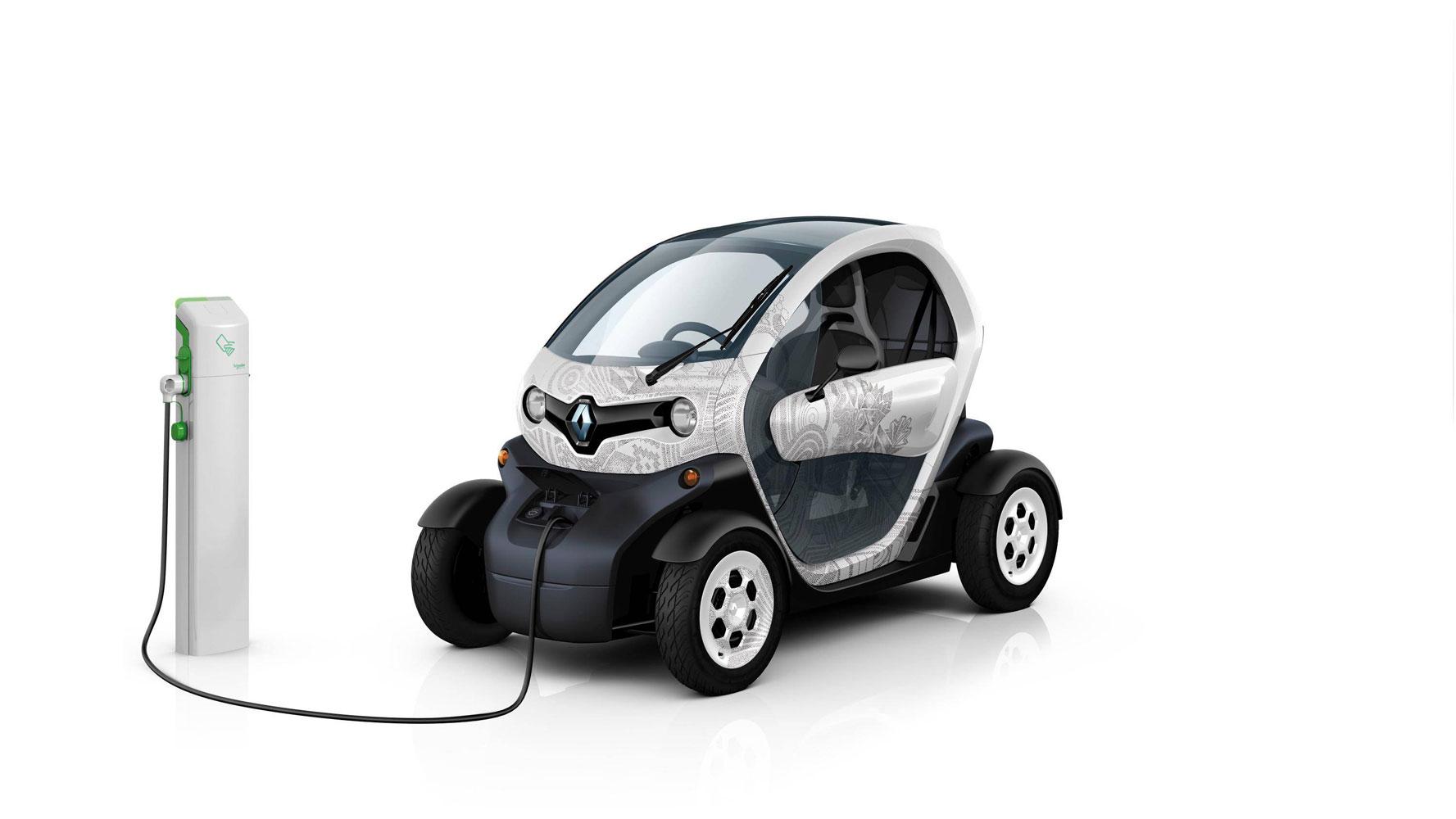 Cargo Variante des Renault Twizy in 2013?