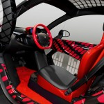Renault by Twizy Cathy & David Guetta
