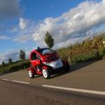 Renault Twizy Feuerwehrauto