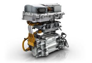 Renault ZOE Elektromotor Steuerung