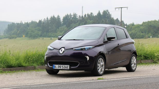 renault zoe r110 testfahrt mit dem st rkeren motor elektroauto blog. Black Bedroom Furniture Sets. Home Design Ideas