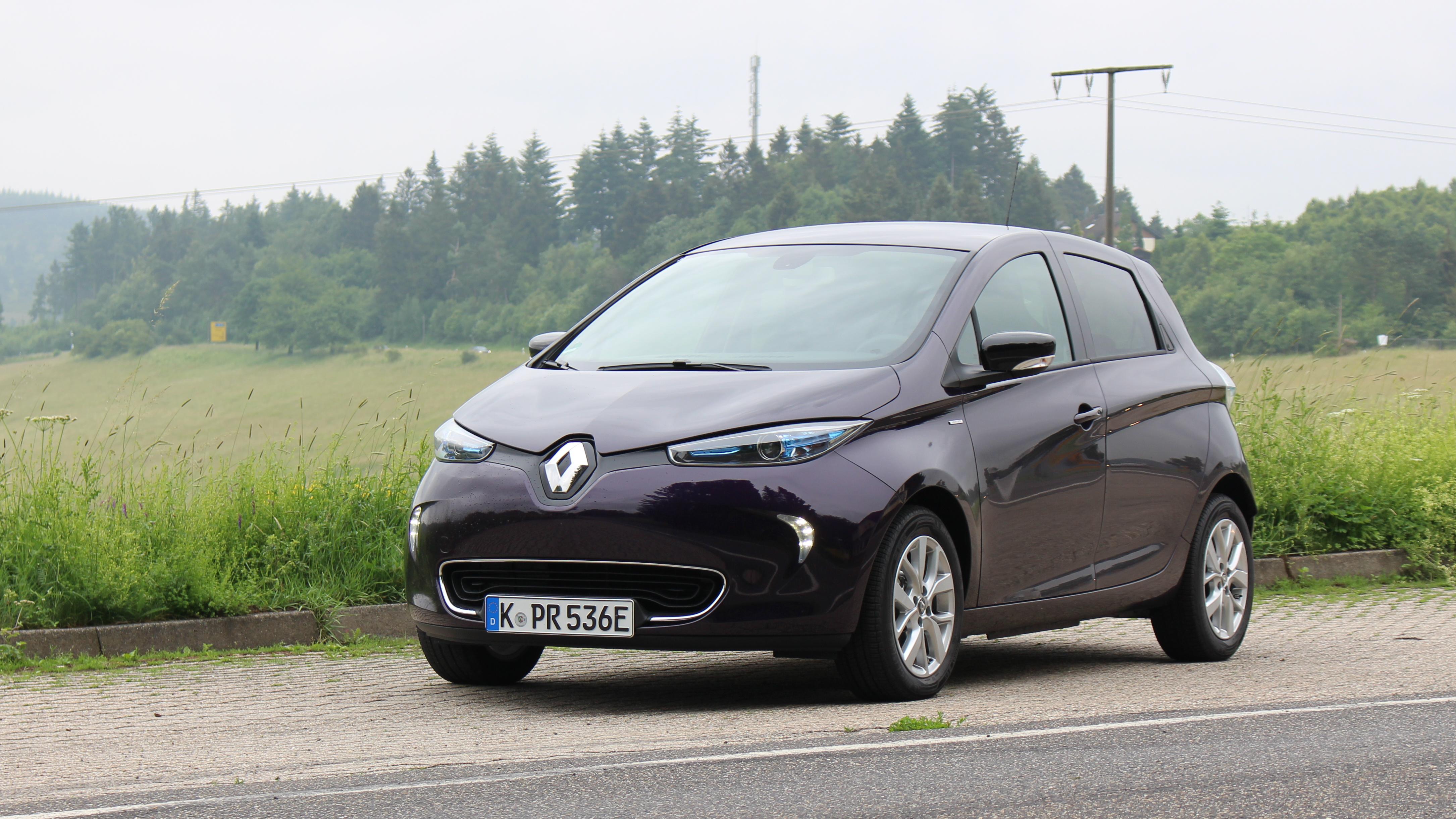 Renault ZOE R110: Testfahrt mit dem stärkeren Motor