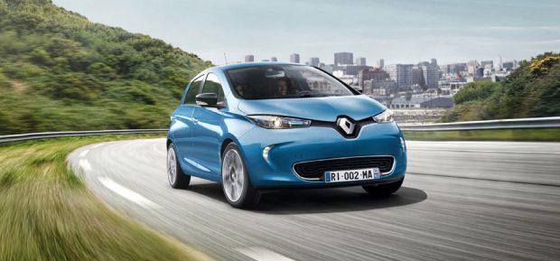 E-Kleinwagen laut Renault in wenigen Jahren auf Preisniveau von Verbrennern