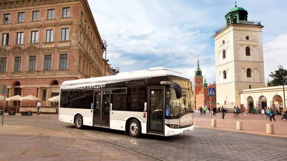Solaris Urbino electric - EBUS Award