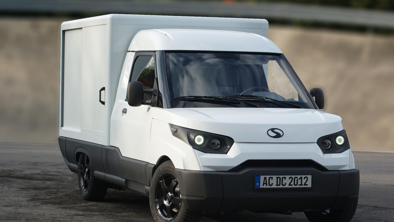 StreetScooter wird in Aachen gebaut