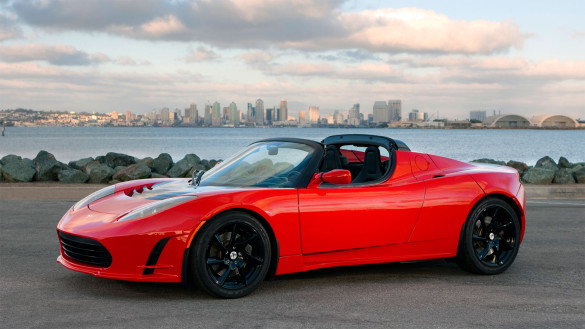 Tesla Model R neuer Roadster in 2017