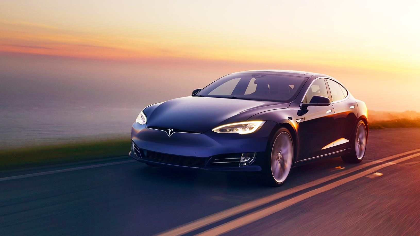Sehr empfehlenswert: Die Tesla-Autos