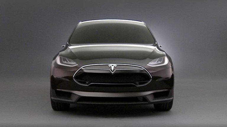 Tesla: Model X bald ohne Spiegel?
