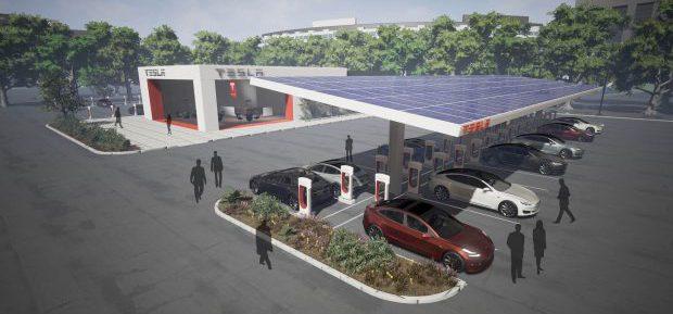 Tesla will Supercharger-Netz bis Jahresende verdoppeln