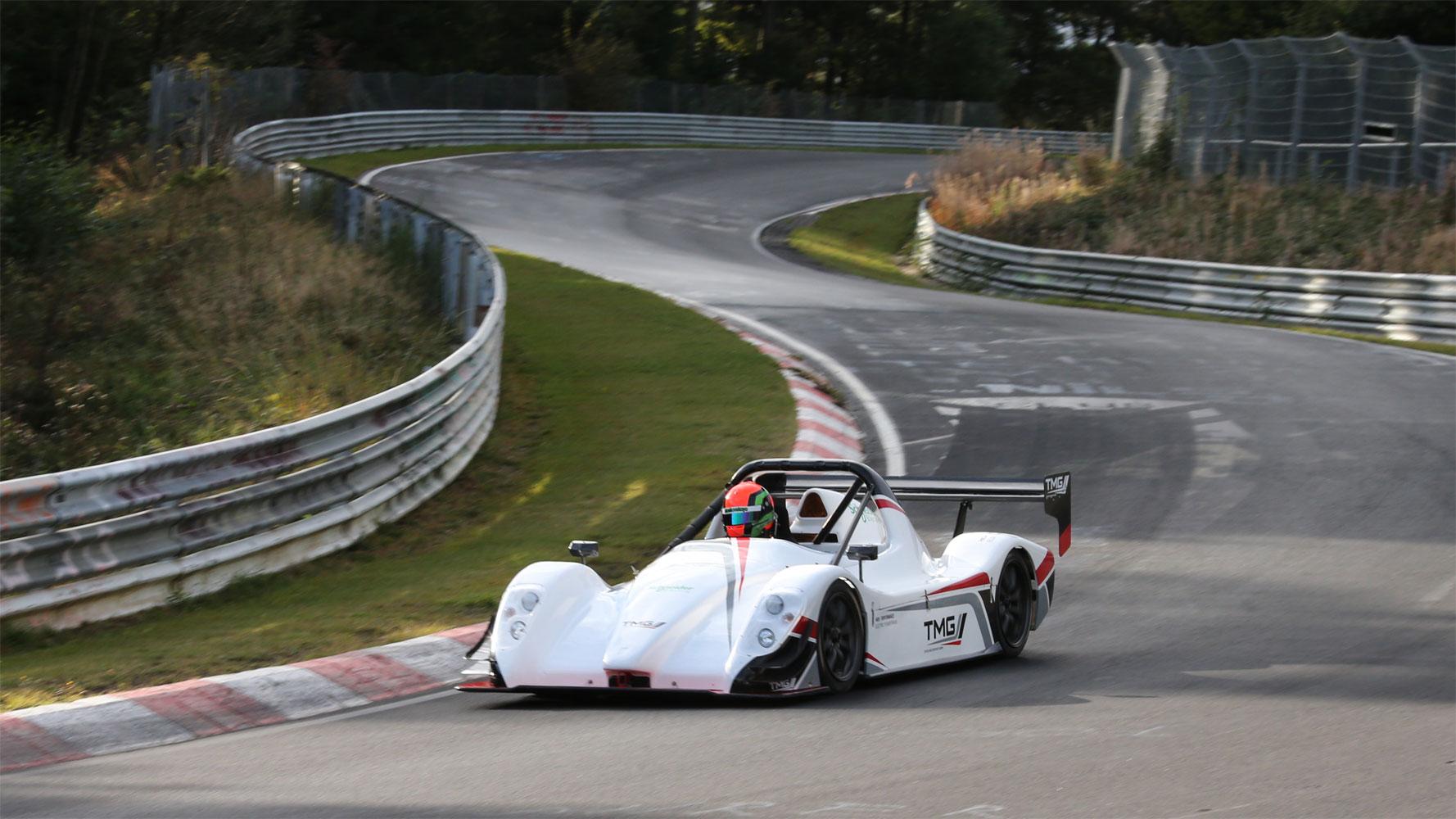 Toyota TMG P002 bricht Nürburgring Rekord – erneut [Video]