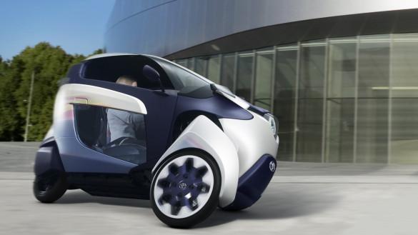 Toyota i-ROAD Studie