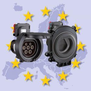 Typ 2 Norm Ladestecker für Europa