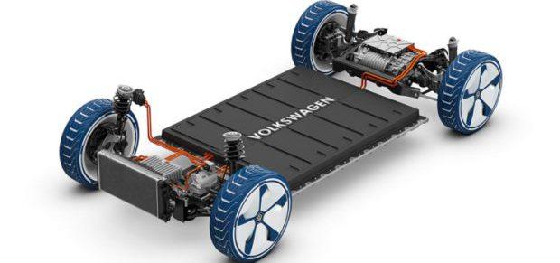 Volkswagen steigt in die Batteriezellenforschung ein