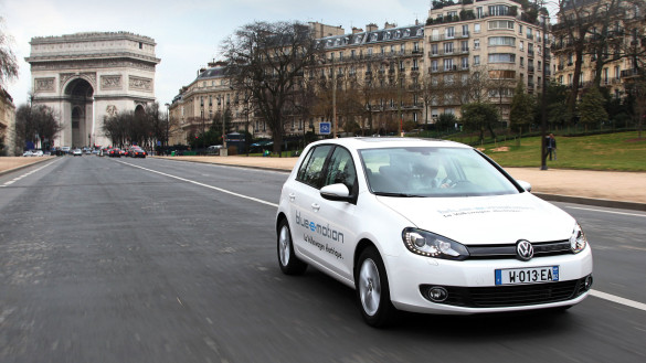 Volkswagen E-Golf ab 35.000 Euro