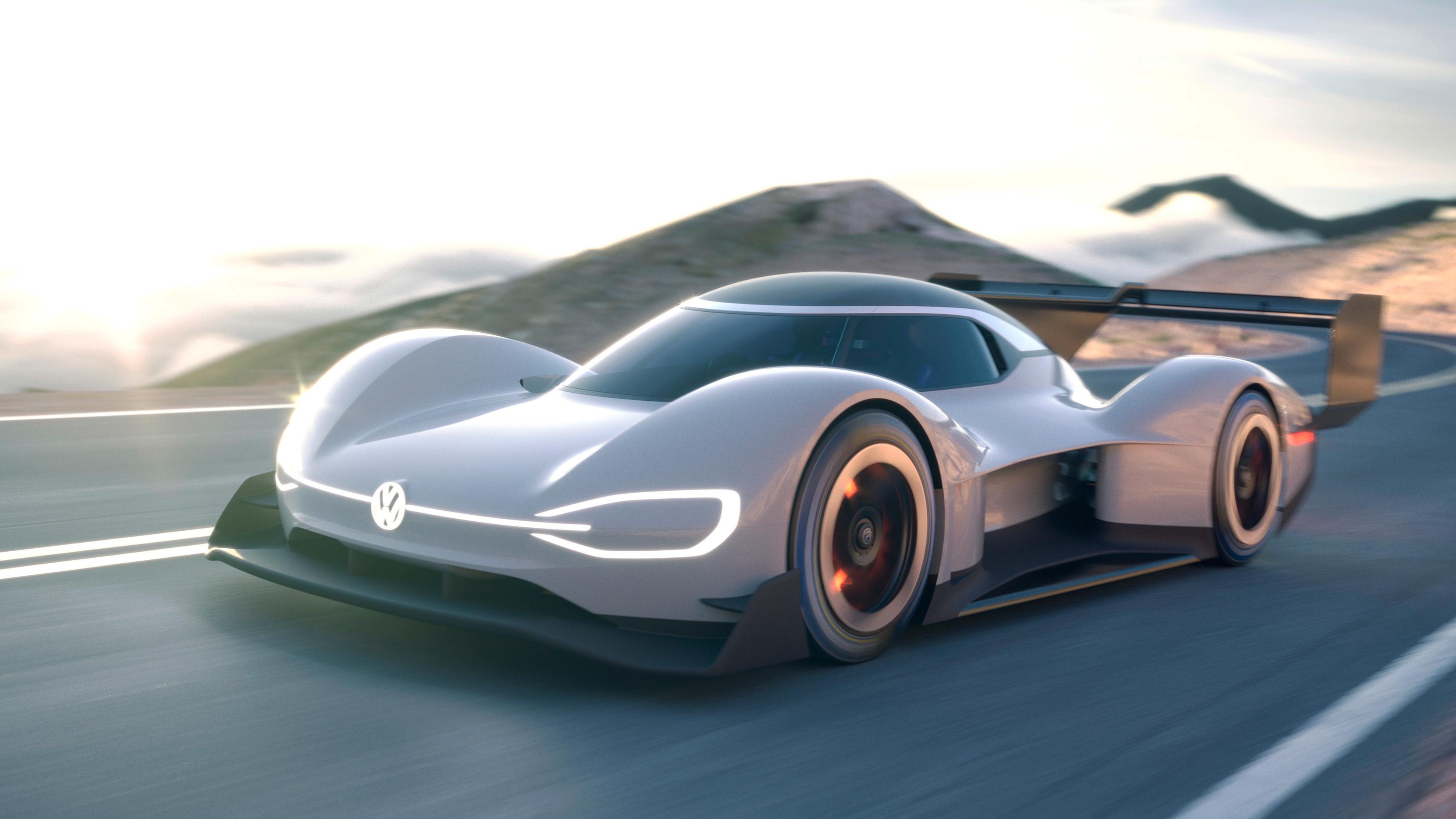 Volkswagen stellt I.D. R Pikes Peak am Sonntag vor