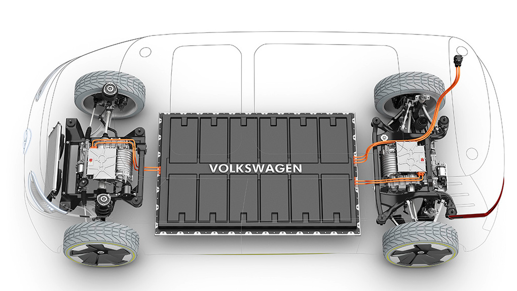 Die MEB Plattform von VW steht – es kann losgehen