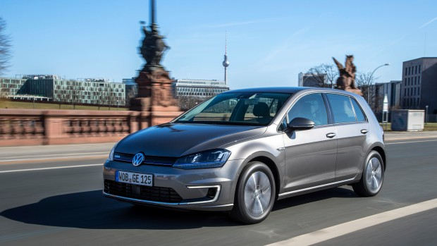 Volkswagen e-Golf Rückruf USA