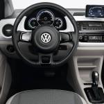 Volkswagen e-up! Armaturenbrett
