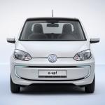 Volkswagen e-up! von vorne