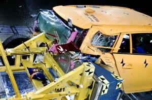 Volvo V60 Hybrid Euro NCAP Crashtest
