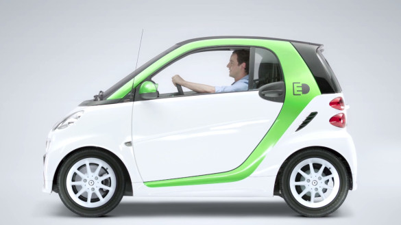 Vorteile smart fortwo electric drive