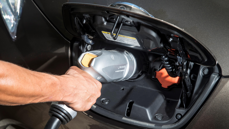 Wie schnell lädt der neue 30 kWh Nissan Leaf?