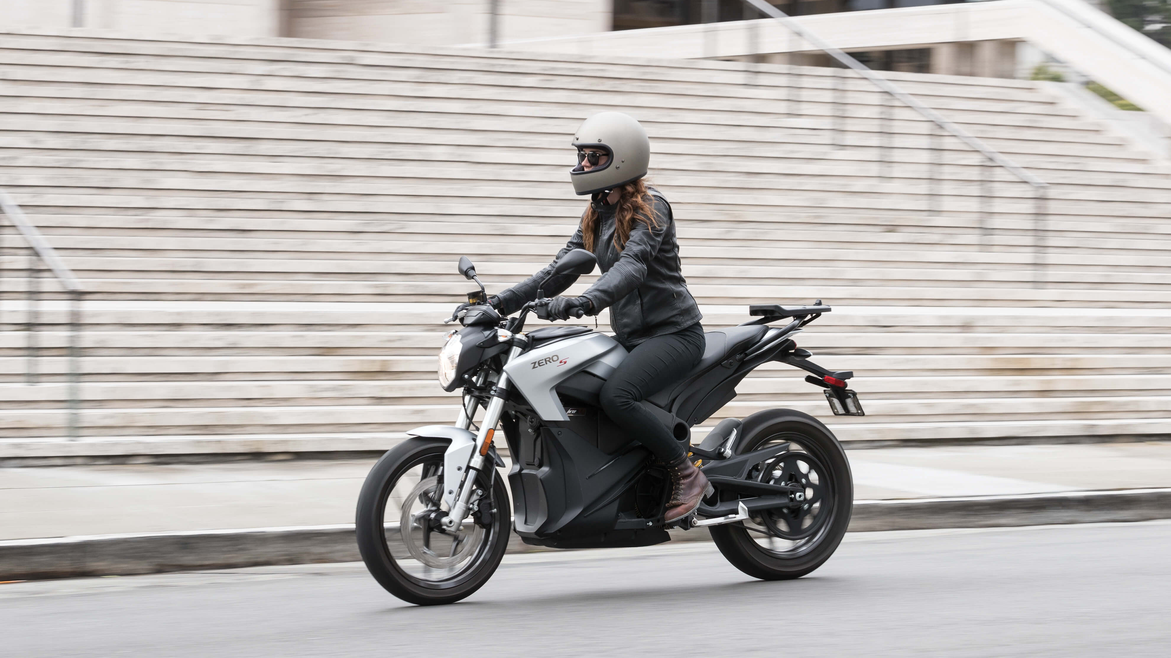 Zero Motorcycles: Mehr Reichweite und Leistung für das Modelljahr 2018
