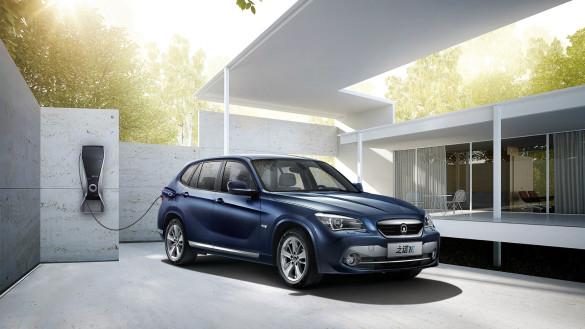 Zinoro 1E - elektrischer BMW X1 für China