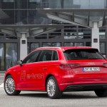 Audi A3 Sportback e-tron hinten