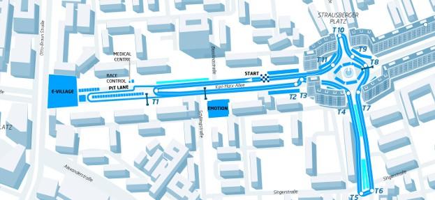 Jetzt doch: Die Formel E kommt nach Berlin