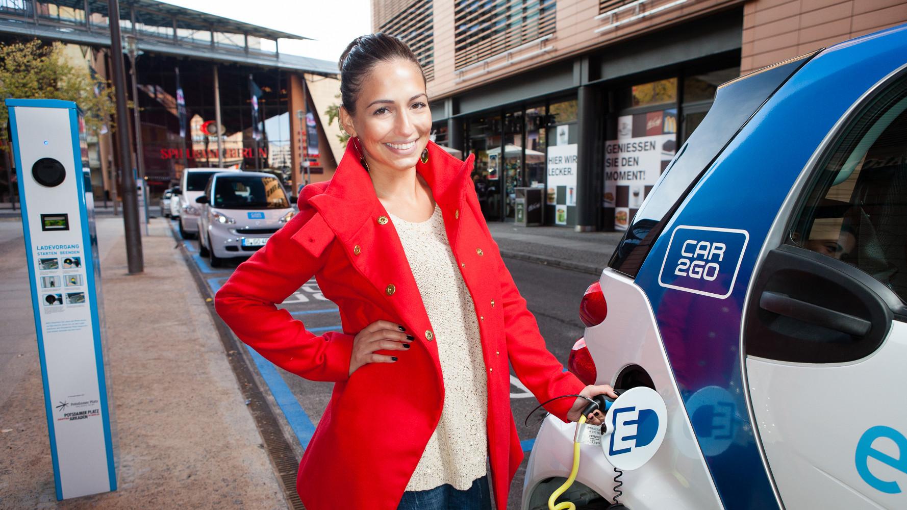 car2go Berlin nun auch elektrisch