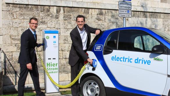 Elektroauto Carsharing: Anmeldung bei car2go Stuttgart ab jetzt möglich